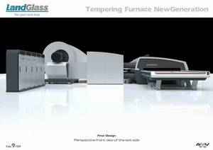 Wholesale Glass Processing Machinery: Cyclone Tempering Furnace