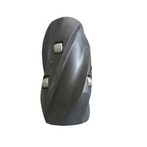 Wholesale atv: Light Duty 10.5 Ton Round 127mm ATV Rear Trailer Axle