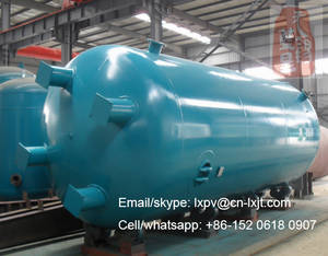 Wholesale pressure tank: LPG Storage Tank-Hydrogen/Oxygen/Air Storage Pressure Vessel-ASME ISO9001 Certified Factory