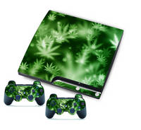 PS3 Slim Skin Sticker