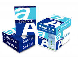 Wholesale packing box: Double A4 Copy Paper White Best Grade