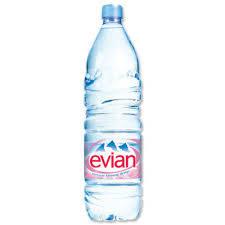 Wholesale water: Evian Water - 500ml