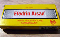 Very High Excellent Quality Efedrin Arsans 50mg Pills