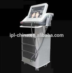 Wholesale radio frequency therapy: 2016 Machine New HIFU Portable Wrinkle Removal Machine Remove Neck Wrinkles Hot Sale