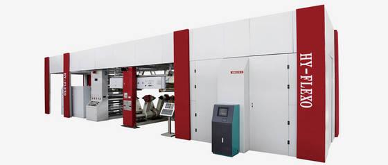 flexo printing machine: Sell CI Flexo Press