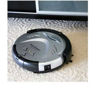Wholesale automatic carpet cleaner: Robot Vaccum Cleaner Automatic Floor Smart Vacum Carpet Rechargeable Remote NEW