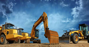 Wholesale Project Cooperation: Construction Equipment Rental Company