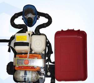 Wholesale chemical respirator: Positive Pressure Oxygen Breathing Apparatus