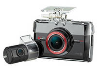 GF500 Full HD_Full HD Dash Cam with Wi-Fi 2CH 3.5inch LCD Sony Sensor Smartphone Android Mobile