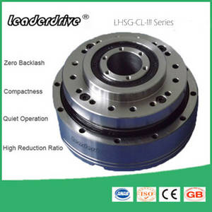 Wholesale speed reducer: LeaderDrive LHS-CL-III Series Harmonic Gear Drive Speed Reducer for Metal Working Machine