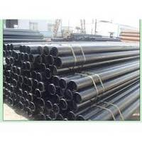 Sell ASTM A106 Gr.B black steel seamless pipe SCH40/SCH80/SCH160