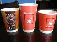 Hot Cup,Ripple,Paper Cups,Disposable Paper Cups,Coffee Cups