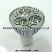 3w LED Spot Light LED MR16  GU5.3/GX5.3 /GU10/JCDR/JDR/E27