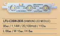 SAMSUNG LED Module : LFU-C3SW-2835