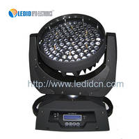 Sell 300W LED Moving Wash Zoom, 90pcs 3W led moving zoom