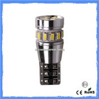 CE ROHS Auto LED Light, 1W T10 5SMD CAR LED Bulb