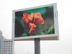 Wholesale full color led display: Full Color P10 Outdoor Adversting LED Display LED Sign