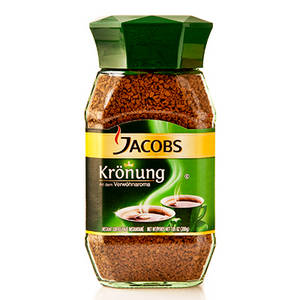 Wholesale truck: Jacobs Kronung Coffee