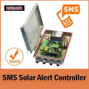 Wholesale Solar Energy Products: SMS Solar Alert Controller