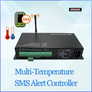 Wholesale solar controller: Humidity SMS Solar Alert Controller