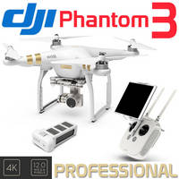 DJI Phantom 3 4K Quadcopter Drone Porffesional