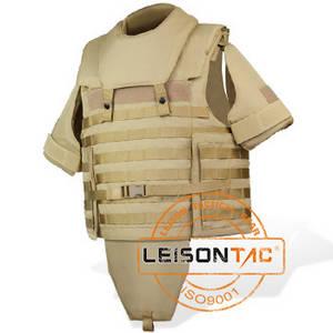 Wholesale bullet proof fabric: LFDY-R113 Ballistic Vest / Bullet Proof Vest