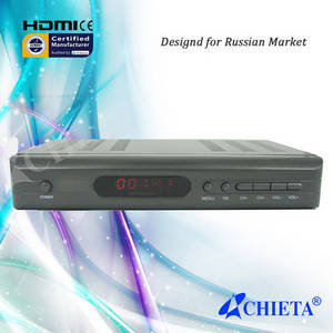 Wholesale fta receiver: FTA DVB-S Satellite Receiver for Russia