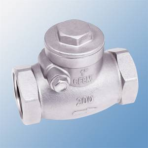Wholesale Checkout Counters: Swing Check Valve