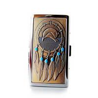 Sell Indian Native American Dream Catcher Cigarette Case