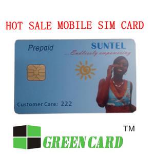 Wholesale Telephone Accessories: 32k 64k 128k Memory SIM Card Blank GSM SIM Card