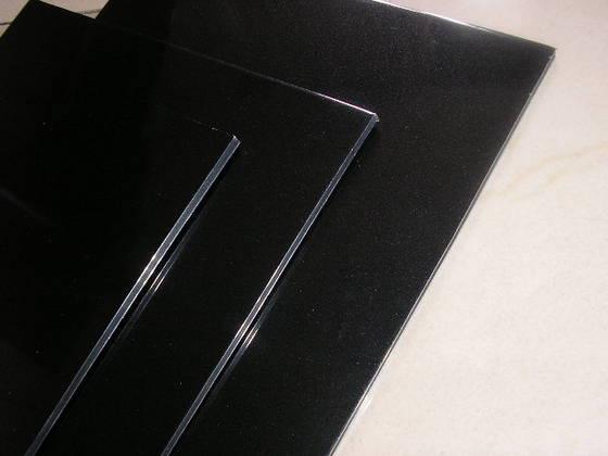 Nano Aluminium Composite Panels Black Id 4697371