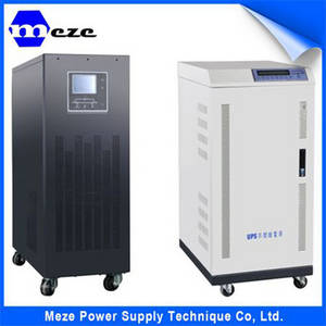 Wholesale ups battery: 10KVA Solar Power System Online UPS Without UPS Battery