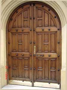 Antique Front Door Id 409463 Product Details View