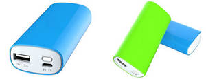 Wholesale Mobile Phone Chargers: 5000mAh  Lithium Battery Portable Charger
