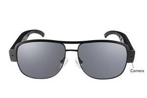 Wholesale digital video recorder: Mini Camera Sunglasses Camcorder 1080P HD Digital Video Recorder DV Eyewear Camera Sunglasses for