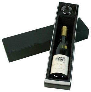 Wholesale security tags for clothing: Dongguan Factory Cardboard Custom Wine Gift Box