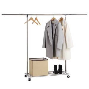 Wholesale Hangers & Racks: Lifewit Stainless Steel Rolling Movable Garment Rack