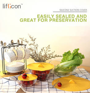 Wholesale Other Kitchen Accessories: Silicone Suction Covers