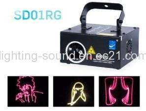 Wholesale green laser light: 2016 SD Card  Programmable Red Green Yellow  Laser Projector Light