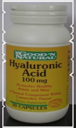 Hyaluronic Acid Healthcare Products - Good'N Natural