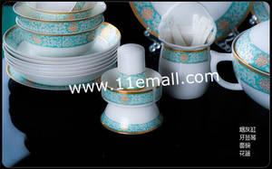 Wholesale dinnerware: Home Decoration Porcelain Dinnerware