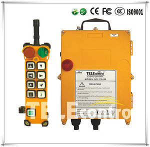 Wholesale automobile battery pack: China Manufacturer Wholesale Price Wireless Radio Industrial Remote Control for Crane F24-8D