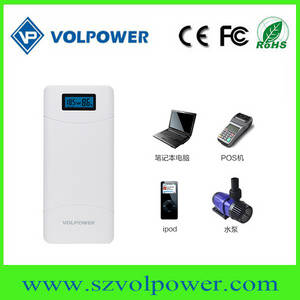 Wholesale phone charge: Fast Charging Power Bank Charge Laptops Mobile Phones