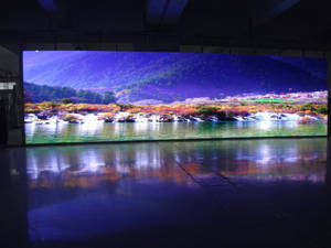 Wholesale full color led display: High Resolution Full Color LED Display Board for Cinemas