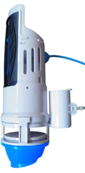 Sell Toilet Repair Kit Change Flapper To UPC Dual Flush Toilet Valve Id 2042