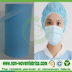 Wholesale paper tablecloth: 100%PP Spunbonded Nonwoven Fabric for Surgical Cap