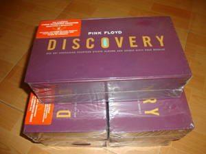 Wholesale DVD, VCD Player: The Beatles, Pink Floyd Discovery Music CD and Dvds