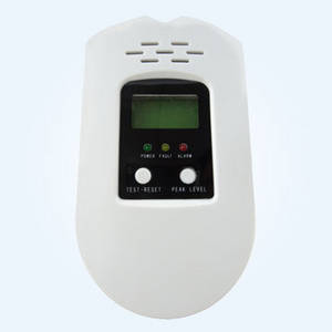 Wholesale digital battery: CO Carbon Monoxide Detector with Digital Display Battery Capacity, Display Electrochemical Sensor