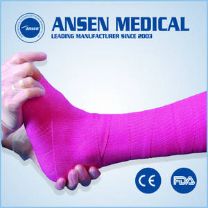 Wholesale medical x ray system: Medical Orthopedic Bandage Casting Tape
