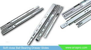 Wholesale drawer runners: Solf-close Drawer Slide